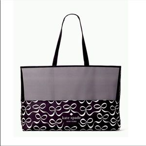 NWT Kate Spade Large Bow Tote